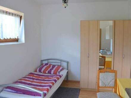 Pendlerwohnung, Garconniere ca. 16 m², 1 Zimmer mit Küche, nahe von Hart bei Graz, Steinbergstraße