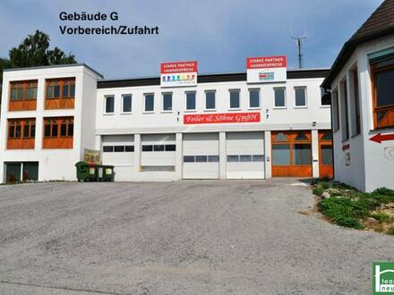 !!!10 m² Ab 25€ Netto/Monat! 1500 m²!! Lager, Werkstatt, Büro, Geschäft! Industriegelände Donnerskirchen!!!