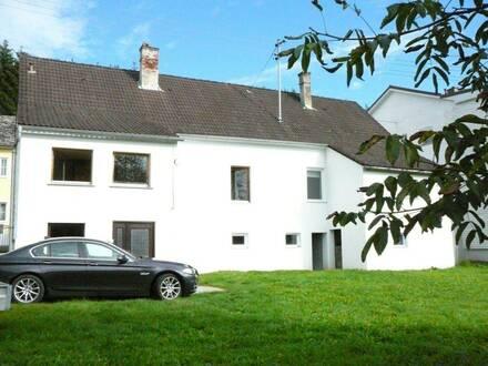 Wohnhaus mit vielen Möglichkeiten in Olbendorf, Südburgenland