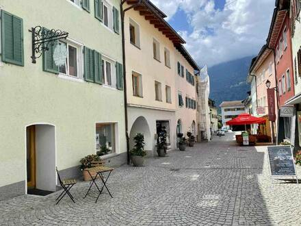 2 Zimmer Mietwohnung im Altstadtkern von Bludenz