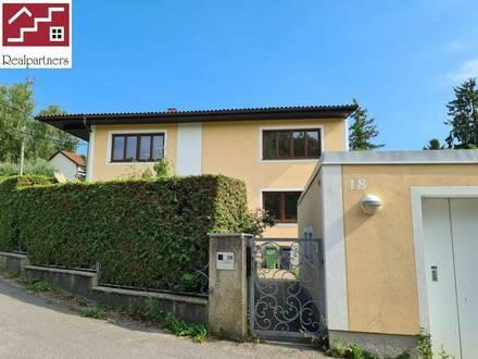 RUHELAGE Gelegenheit - Ein-/ Zweifamilienhaus in Breitenfurt