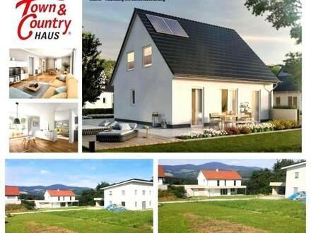 Randlage Pöllau -Schlüsselfertiges TC-Ziegelmassivhaus mit Grundstück in ausgezeichneter Lage