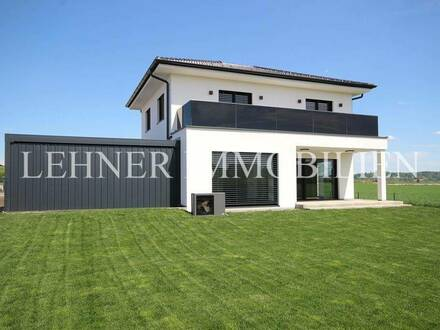 * Sofortbezug in Wundschuh * Exklusives Einfamilienhaus in sonniger Grünruhelage *