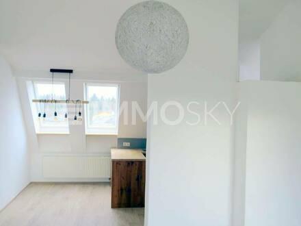GANZ OBEN: Dachterrassentraum in idyllischer Lage!