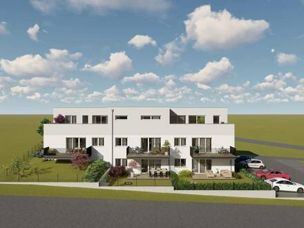 4 Zimmer - Neubautraum TOP 1 in Kallham/Auing mit Eigengarten