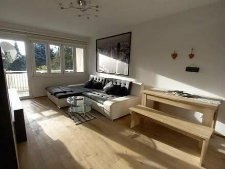 Spittal: Gemütliche, helle Wohnung in zentraler Lage mit Balkon.