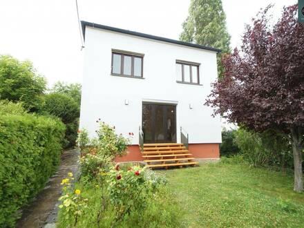 Erstbezug: Topsaniertes Haus in Grinzing!