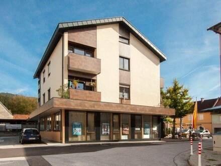 *** Erstbezug nach Komplettsanierung *** Zweizimmerwohnung mit Balkon im Zentrum von Bleiburg