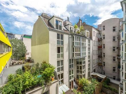 Wohnen im Siebten (Kaiserstraße) - praktische Neubauwohnung ab 15. August beziehbar!