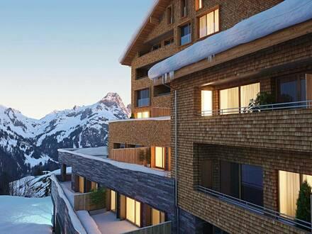 Ferienwohnung mit Zweitwohnsitz am Arlberg | Neubau | A|4|40