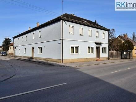 Wohnhaus ehem - Pension - Gasthaus - in bester Infrastruktur