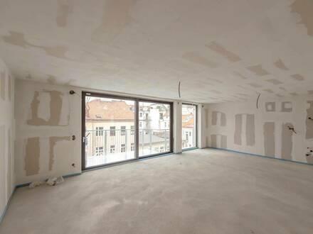 ++NEU++ ProjektGOLDSCHMIEDE, Premium 3-Zimmer DG-ERSTBEZUG mit ca. 13m² Terrasse!