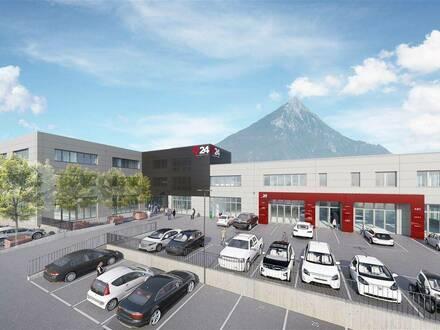 Gewerbeflächen für Dienstleister im neuen Business Park Q 24 zu vermieten  (Kosmetik- und Nagelstudios, Friseursalons,…