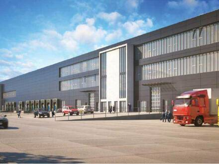 Logistikzentrum Wien-Nord (Halle F)