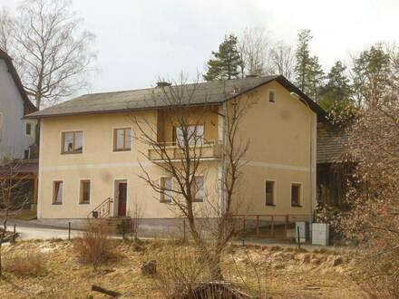 Großes Wohnhaus Nähe Schrems