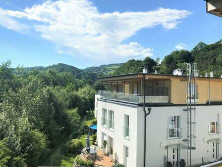 Top-Maisonettenwohnung mit Dachterrasse!