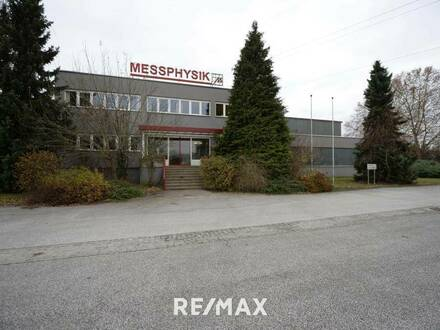 Betriebsobjekt mit Büro-/Betriebsgebäude, PROV.FREI FÜR DEN/DIE KÄUFER