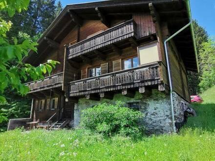 Uriges Bauernhaus zur Miete in Winklern
