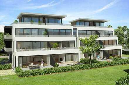 So wohnt man heute - Moderne Neubauwohnung mit vielen Vorzügen und Möglichkeiten!