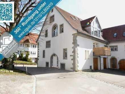 Schöne 2 Zimmer Wohnung in historischen Mauern