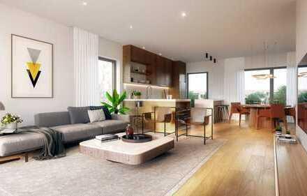 Exklusive 2-Zimmer-OG Wohnung im Quartier Sonnenrain Hessental (Haus 2)