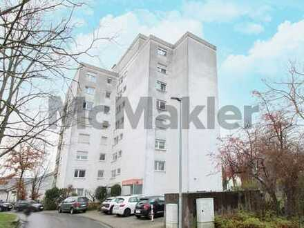 Investieren oder Einziehen: Barrierefreie 2-Zi.-Erdgeschosswohnung mit Balkon in Germersheim