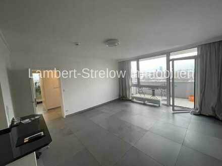 *Lambert&Strelow* komplett modernisierte 2 ZKBB-Eigentumswohnung in Sachsenhausen mit Skylineblick