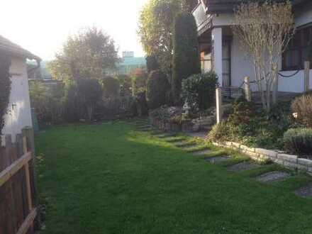 Traumhafte Wohnung für Gartenliebhaber in Hebertshausen