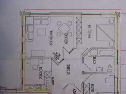 Zentral gelegene 3-Zimmer-Wohnung in Ascheberg-Herbern
