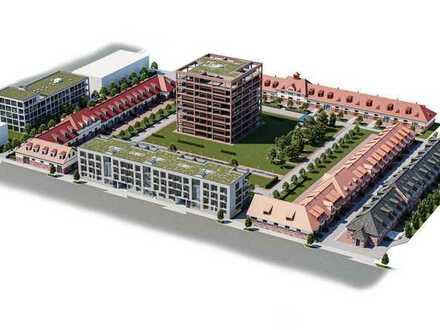 Wohnen und Arbeiten - exklusiver denkmalgeschützter Risalit im Hofgarten Karree