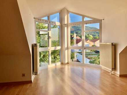 gepflegte 1-Zimmer-DG-Wohnung mit EBK in Balingen-Weilstetten