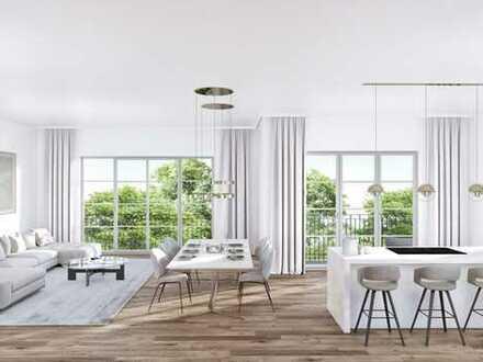 35 ASGARD Exklusive 3 Zimmer Neubauwohnung in villenartigen Mehrfamilienhaus in Bogenhausen.