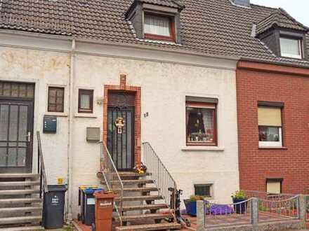 Reihenmittelhaus in ruhiger Wohnlage in Bremen-Oslebshausen