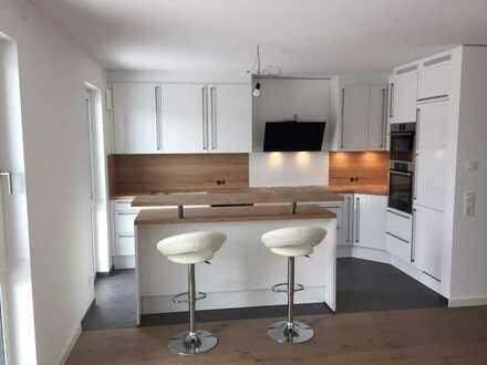 Neubau: Ruhige, hochwertige 3-Zimmer-Wohnung mit EBK und Balkon in Coburg