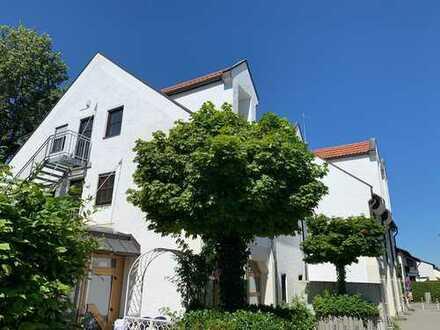 HELLWEGER & PARTNER * Wohn- und Geschäftshaus in sehr guter Lage von Gilching mit Top Mieter !