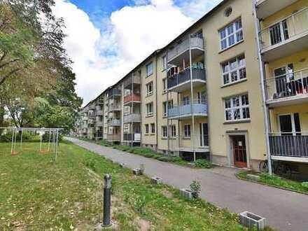 Sonnige Aussichten im Lutherviertel! Attraktive 3-Raum-Wohnung, ideal auch zur Eigennutzung!