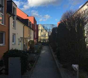 Gepflegte 4-Zimmer-Maisonette-Wohnung in kleiner Wohnanlage in Gersthofen