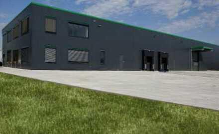 """BAUMÜLLER & CO."" 25.000 m² NEUBAU Logistikfläche"
