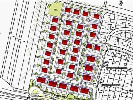 Bauplatz-Nr. 2: Wer sucht einen Bauplatz? Letzte Plätze für Doppelhaushälften zu verkaufen!