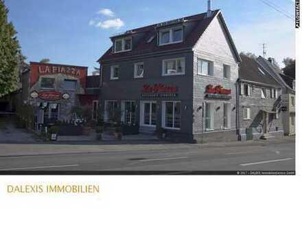 Zum Verkauf: Etablierter Gastronomiebetrieb mit drei Wohnungen in Cronenberg -beste Lage-