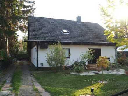 Großzügiges Einfamilienhaus,Garage,Südterrasse+Garten,Kamin,Klima,Alarm,Fußbodenheizung,Keller+Sauna