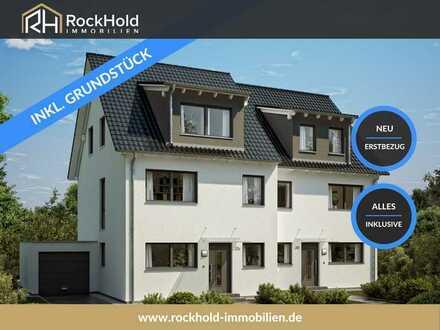 ERSTBEZUG- Ihr neues Reihenmittelhaus in Altlussheim