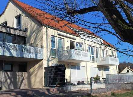 Seniorengerechte, barrierfreie 2-Zi.-Wohnung mit Terrasse in Dielheim