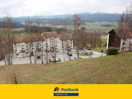 Schöne 2-Zimmer-Wohnung mit herrlicher Aussicht in Kattersdorf / Regen (Bay. Wald)