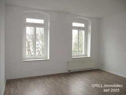 TERMINE MÖGLICH !!!!! 1-Raum-Wohnung * bei Bedarf mit EBK * Bad mit Wanne * im Lutherviertel