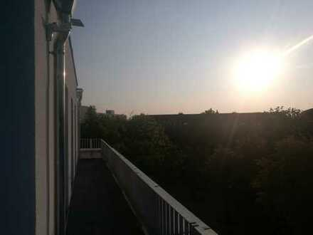 Erstbezug Penthouse mit XXL-Dachterrasse im ruhigen Davenstedt