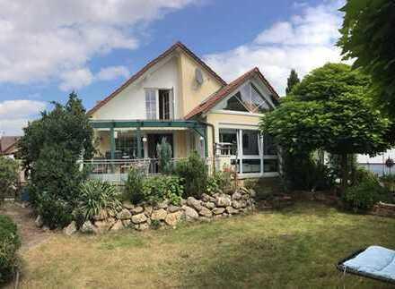 Doppelhaushälfte zum Wohlfühlen mit traumhaftem Garten in SOB-Mühlried