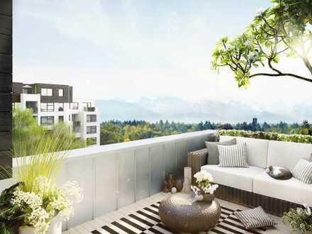 ROMANOPARK - LEBEN ÜBER DER STADT Neubau-Wohnungen