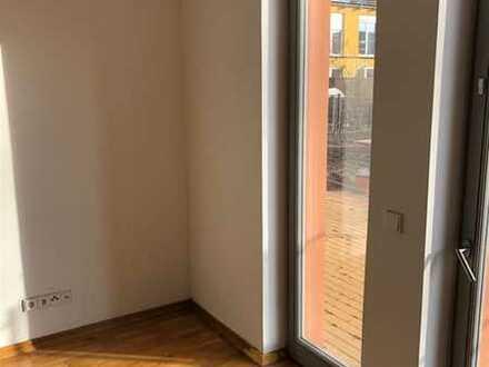2 Zimmer mit Terrasse (Süden) auf dem Gutshof Rosenthal