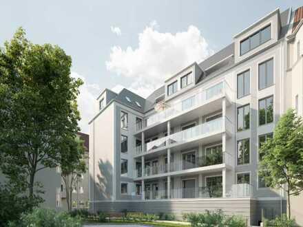 Ideal für Senioren | Barrierefreie 1-Zimmer-Wohnung mit Balkon